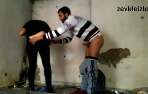 Youth turkish duo ass-fuck nailing in..