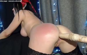Youngster dark haired assfuck pummel..